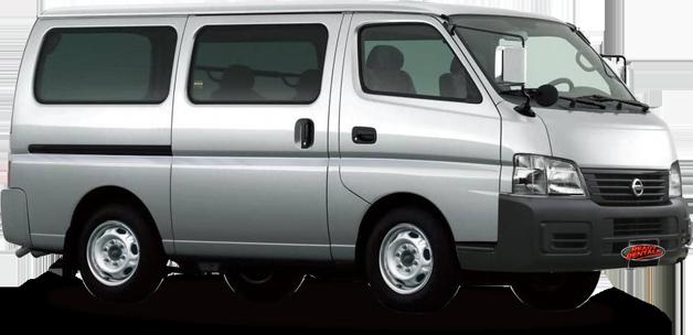 Cargo Van – Automatic Diesel